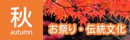 秋+お祭り伝統文化